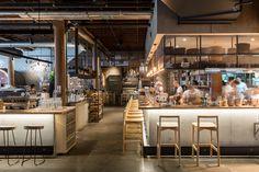 Nomad Restaurant by Rebecca Littlemore