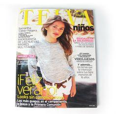 Este mes, Nobodinoz aparece en la revista Telva Niños! Check it out! :D www.nobodinoz.com