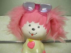 Poochi + 80's toys ... I use to have one of these. I love it!!