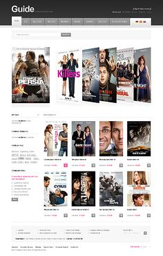 Guide DVD Magento Themes by Mercury