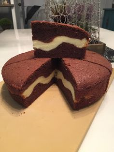 Baking Mom: Chocolate Butter Cheese Cake