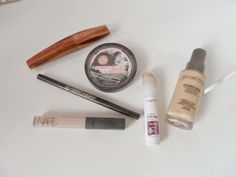 6 product face   Everyday make up