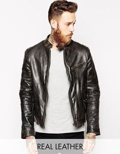 Leather jackets Men's New Genuine Soft Ship Skin Leather New Collection N12 #NationalLeatherGoods #FlightBomber