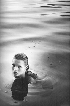 #aritziacleanslate  Kate Moss by Mario Sorrenti for Calvin Klein Obsession for Men 1993 campaign