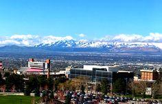 Salt Lake City Utah 🏔