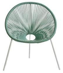 ACAPULCO Chaise vert