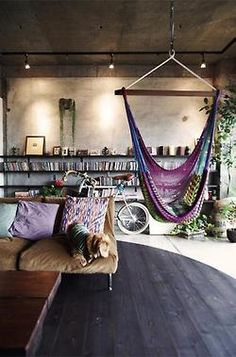 i want that hanging chair