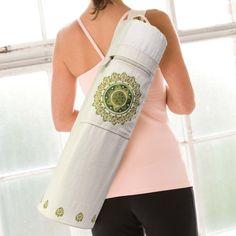 Gaiam Yoga Mat Bag Mosiac ** For more information, visit image link. (Note:Amazon affiliate link)