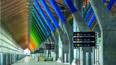 Richard Rogers architecture Richard-Rogers-Terminal-Barajas-Airport_Madrid - Szukaj w Google