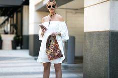 Courtney Kerr in white Courtney Kerr, Stylish Outfits, Victorious, Style Me, Street Style, Lady, Womens Fashion, How To Wear, Fashion Bloggers