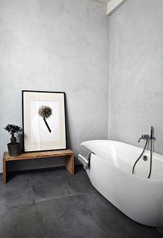 Znalezione obrazy dla zapytania bathroom scandinavian