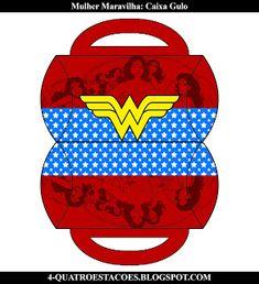 Kit festa infantil mulher maravilha, completo gratuito Wonder Woman Birthday, Birthday Woman, Crafty, Superhero, Women, Party Kit, Fiestas, Justice League, Wonder Woman