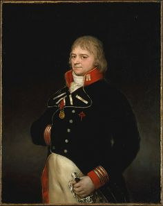 Goya (Francisco de Goya y Lucientes) (Spanish, Fuendetodos 1746–1828 Bordeaux) Ignacio Garcini y Queralt (1752–1825), Brigadier of Engineers