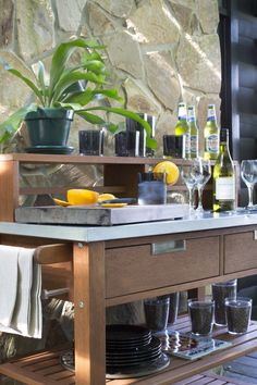 Grillin' and Chillin' on Brian's Delightful Deck | Hayneedle Blog