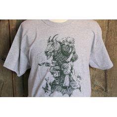 TAH T-Shirt: Old Goat
