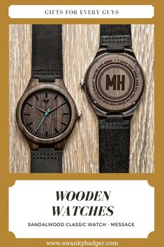 This engraved bamboo is the perfect Personalized with the message of your choice, this custom watch will be displayed with pride for years to come. It's a great and alike. Sentimental Gifts For Men, Watch Engraving, Mens Attire, Wooden Watch, Groomsman Gifts, Boyfriends, Groomsmen, Fathers, Personalized Gifts