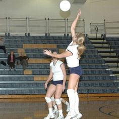 Beginner volleyball drills are ideal for honing your basic skills in the sport.