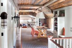 Weekend Retreat by S. B. Long Interiors