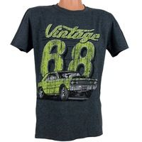 6dd3ebbf Dodge Dart t shirt with vintage print on the front Mustang T Shirts, Dodge  Dart