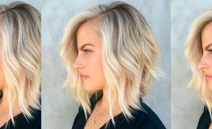 Angled Blonde Lob Hairstyle for Thin Hair Blonde Bob Hairstyles, Thin Hair Haircuts, Lob Hairstyle, Cool Hairstyles, Bob Haircuts, Hairstyles For Fine Thin Hair, Lob Haircut Thin, Short Hairstyles For Thin Hair, Lob For Thin Hair