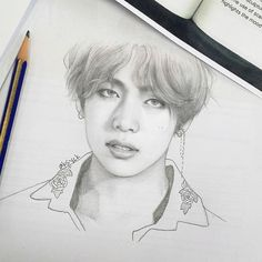 Pied Piper #art #drawing #makeup #pretty #cute #follow #wip #doodle #illustration #instaart #igdaily #sketch #inspiration #hair #vintage #cool #love #bts #bangtan #v #taehyung #일상 #그림 #일러스트 #스케치 #방탄소년단 #김태형 #뷔