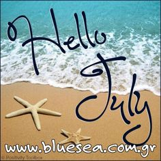 Hello July Images, Hello July Pictures, Welcome July Wallpapers Seasons Months, Days And Months, Seasons Of The Year, Months In A Year, 12 Months, Summer Months, Month Of July, New Month, Hello July Images