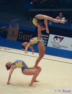 gymnastics acro - Google zoeken