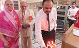 Winter School Inauguration Pictures at The National Academy of Homeopathy, India. National Academy, Homeopathy, India, Lighting, School, Winter, Pictures, Delhi India, Photos