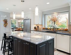 Kansas City Kitchen Remodeling Before and After Gallery   Schloegel