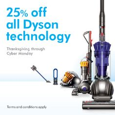 Elegant Dyson Vacuum Cleaner | For The Home | Pinterest | Yellow, Larger And Vacuums