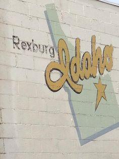 Rexburg, Idaho - doesn't complain about it - just enjoys rexburg/life