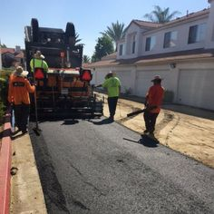 The previous contractor handling this site didnt finish the job as promised so our clients were understandably apprehensive when they tapped us to re-do the project right. The board of directors wanted to be sure our work was precisely the right depth so they called in Geotech to measure the finished product. We're happy to say we passed with flying colors. #throwback