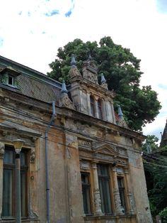 Ruin or ruby, Plantelor Street, Bucharest.