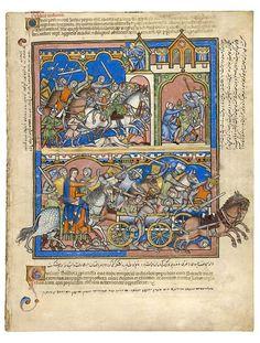 Deborah and Barak, The Morgan Picture Bible