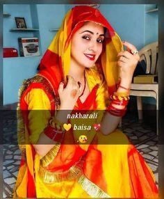 Beautiful Black Girl, Beautiful Girl Photo, Rajasthani Dress, Rajasthani Bride, Rajput Jewellery, Beautiful Housewife, Rajputi Dress, Makeup Eye Looks, Royal Dresses