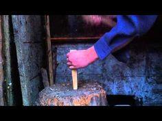 Making tools: Spoon/Hook knife