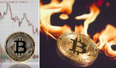 "BITCOIN has been ""crushed"" and banks ""may have been responsible"" for bursting the cryptocurrency bubble after values plummeted in the last week, the chair of the department of economics at Long Island University has claimed.,feb18"