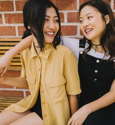 Haley & Brianne Tju didn't choose to be best friends - they were born that way.