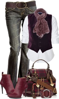 """""""Style the Jeans"""" by johnna-cameron on Polyvore"""