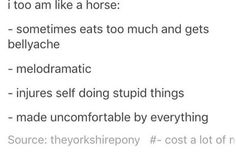 THATS why I love horses so much! - Horses Funny - Funny Horse Meme - - THATS why I love horses so much! The post THATS why I love horses so much! appeared first on Gag Dad. Horse Meme, Funny Horses, Horse Quotes, Equestrian Memes, Equestrian Problems, Horse Girl Problems, Funny Quotes, Smile Quotes, Song Quotes