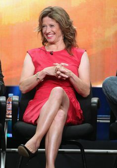 Nancy Travis Photos - 55 of 90 Photos: 2011 Summer TCA Tour - Day 13