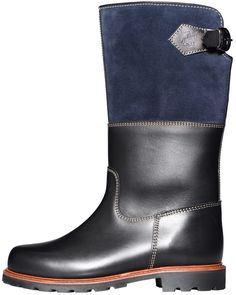 LUDWIG REITER Maronibrater Stiefel | LODENFREY