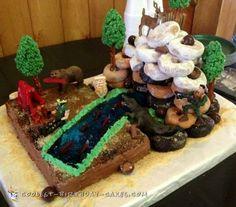Coolest Hunters Cake...