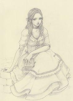Original Pencil Drawing