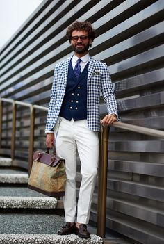 Dandy style at Pitti Uomo 2015