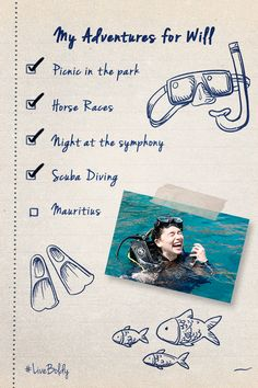 My Adventures for Will: Scuba Diving | Me Before You Movie | In Theaters June 3