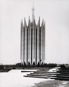 Russian Constructivism Architecture  #architecture #brutalism Pinned by www.modlar.com