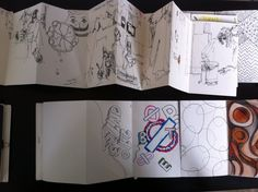 Moleskin   Sketch Relay   Public Response   #londondesignfestival