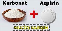 Saçınızın daha canlı olması ve saç dökülmesini azaltmak için aspirin karbonat maskesi yapın. Tek ihtiyacınız aspirin karbonat ve sıcak su...