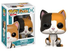 Funko releasing Calico pop vinyl from Pets